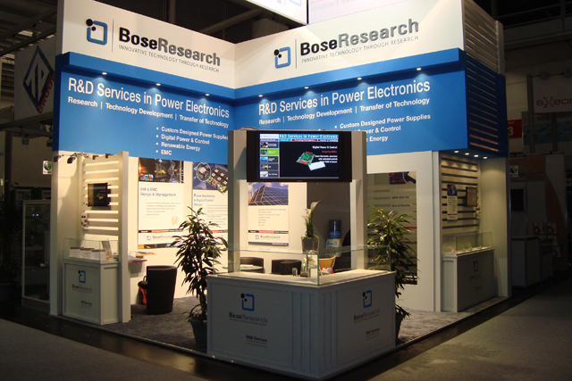 Exhibition Stand Tutorial : Latest news bose research